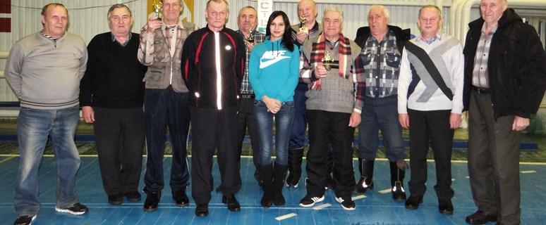 Морозовские ветераны спорта сделали красивый футбол