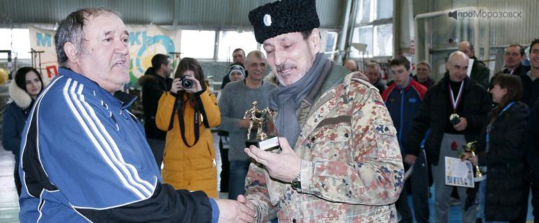 Пробег любви и здоровья в Морозовске