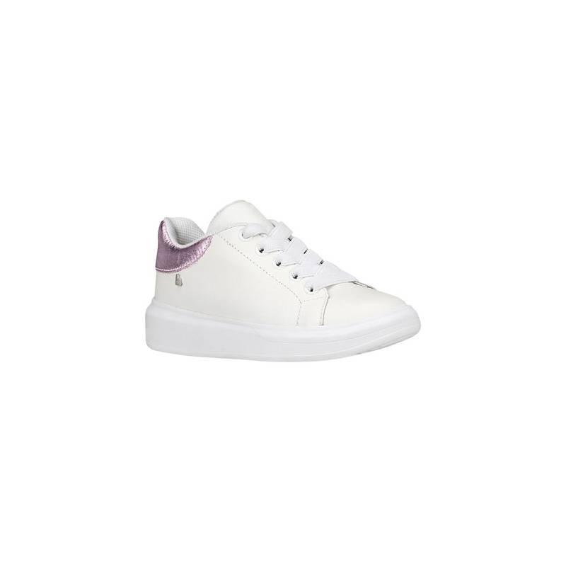 Promo : Chaussures enfants bibi Holographic Glam – Blanc