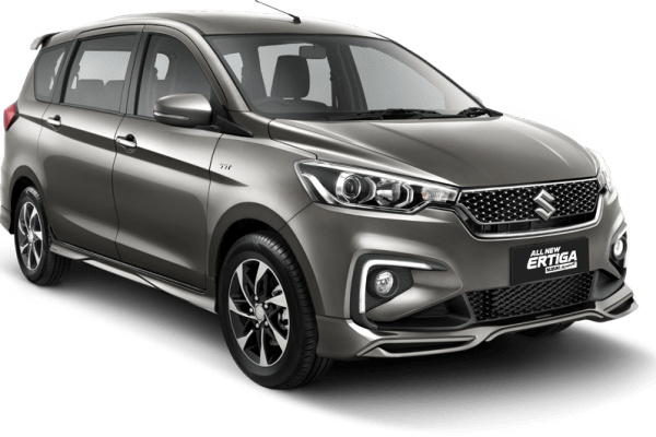 all new ertiga sport gray