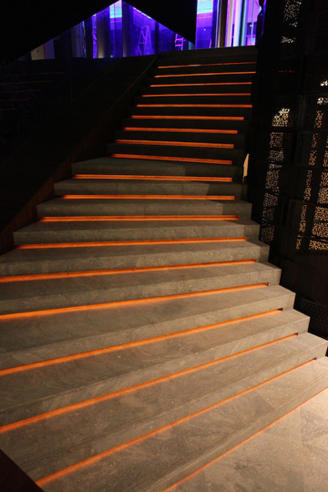 Stairs And Floor 171 Promotech Gulf Industry Llc Changing