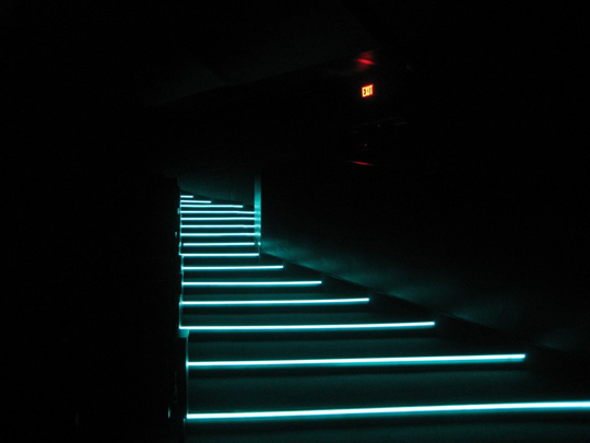 Stairs And Floor Promotech Gulf Industry LLC Changing