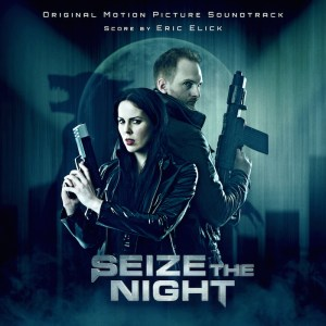 Album Cover - Seize the Night