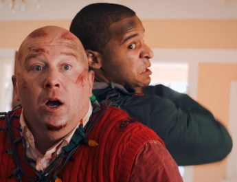 Actor D.J. Hale Discusses the Twisted Holiday Film, Mercy Christmas