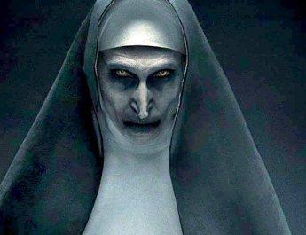 "Official Teaser Trailer for ""The Nun"""