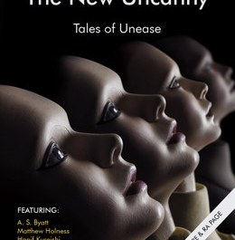 Re-Issue of Award-Winning Horror Anthology 'The New Uncanny'