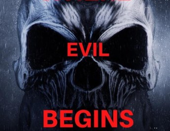 'Where Evil Begins' Set for May 28th Release from Author Matt Converse