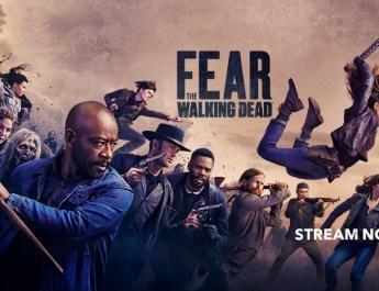 Fear The Walking Dead: Season 6 Comic-Con Teaser Plus TWD Finale Opening Minutes
