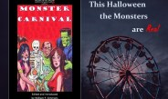 MONSTER CARNIVAL: AN ANTHOLOGY OF THINGS, BEASTS & CREATURES