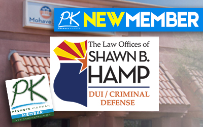 NEW MEMBER -Hamp Law -Office