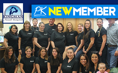 NEW MEMBER -Kingman Animal Hospital