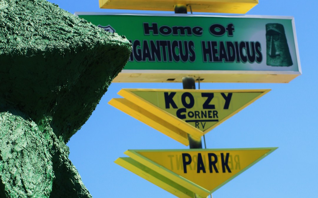 The World's Quietest Motel Room, Dinosaurs, and Excellent Pie