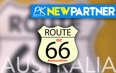 NEW PARTNER – Route 66 Association of Australia