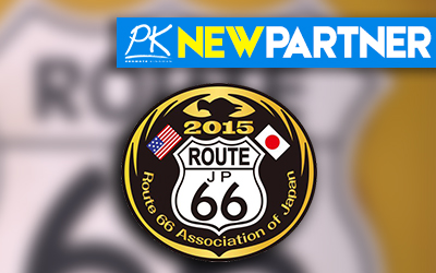 NEW PARTNER – Route 66 Association of Japan