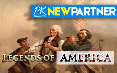 New Partner -Legends of America
