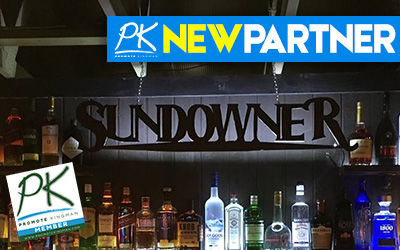 NEW PARTNER -The Sundowner Saloon