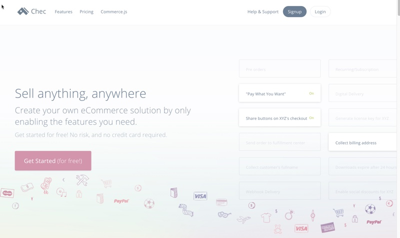 Chec Dashboard and Digital Platform Review