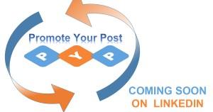 Promote Your Post op Linkedin