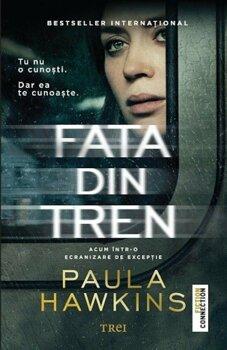 Fata din tren de Paula Hawkins
