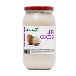 Ulei cocos pentru gatit