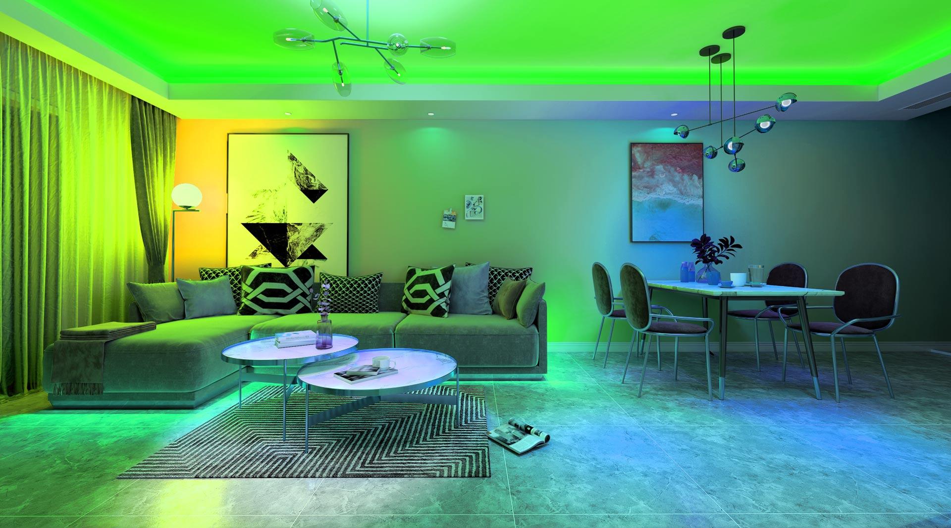 smart lighting solutions together