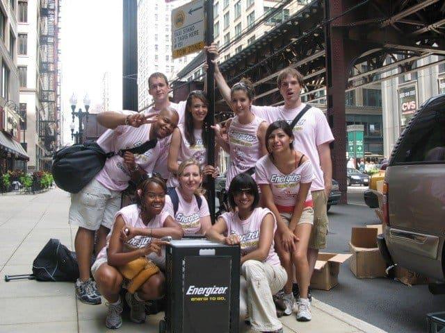 Chicago Energi to Go Team