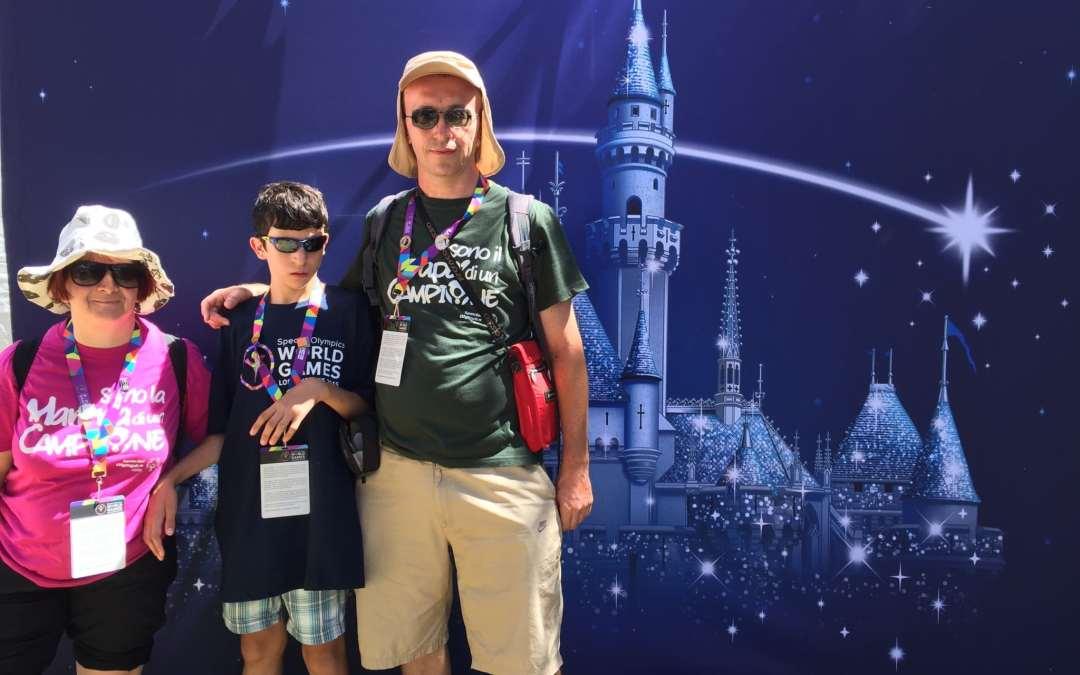 Disney Special Olympics World Games
