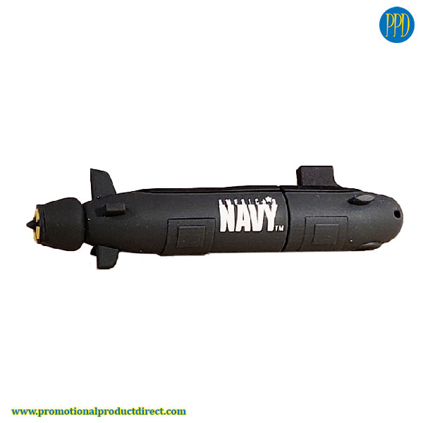 US Navy submarine 3D flash drive