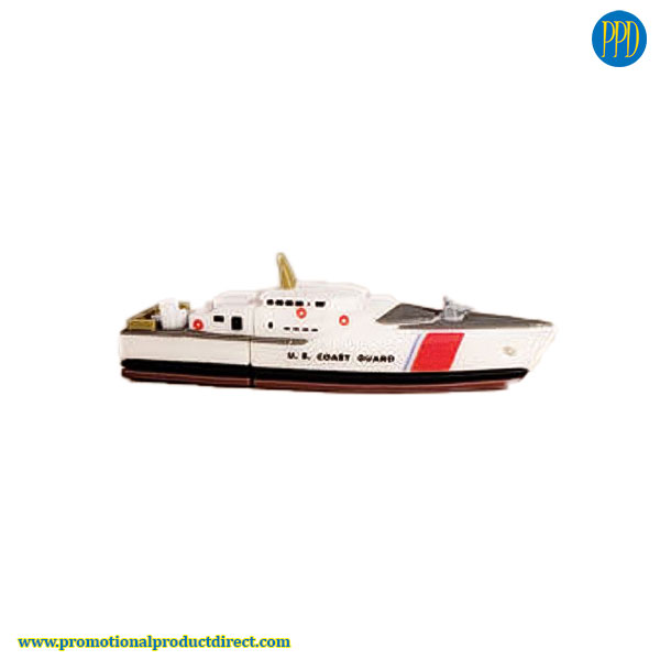 coastguard ship custom 3D flash drive