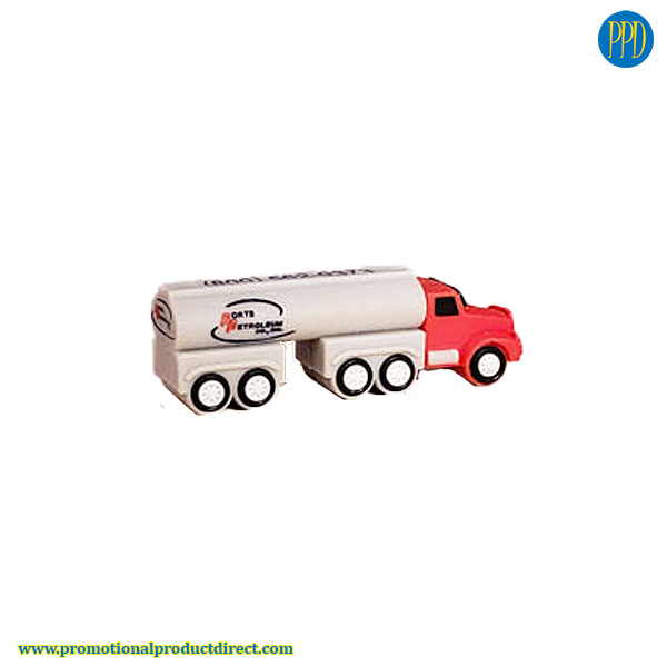oil truck custom shaped 3D flash drive USB