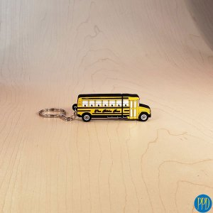 custom molded shaped 3D flash drives promotional product
