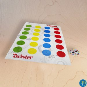twister game promotional product