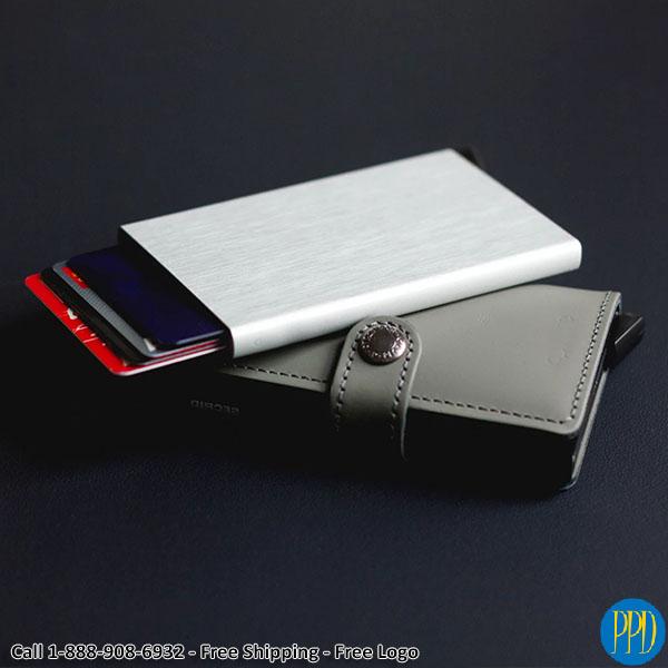 secrid leather rfid blocking wallet