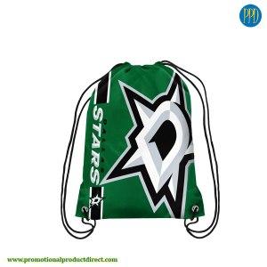 drawstring logo full color bag and back pack