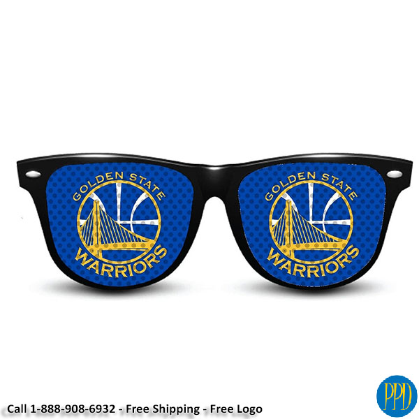 custom logo promotional sunglasses