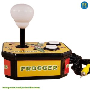 frogger mini desktop game promotional product