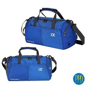 Custom sports and gym bag