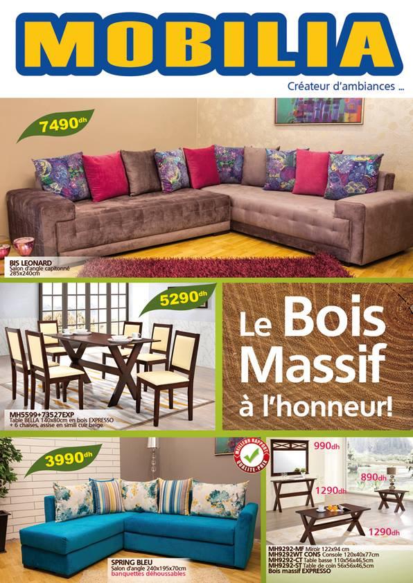Catalogue Mobilia Brochure Dépliant
