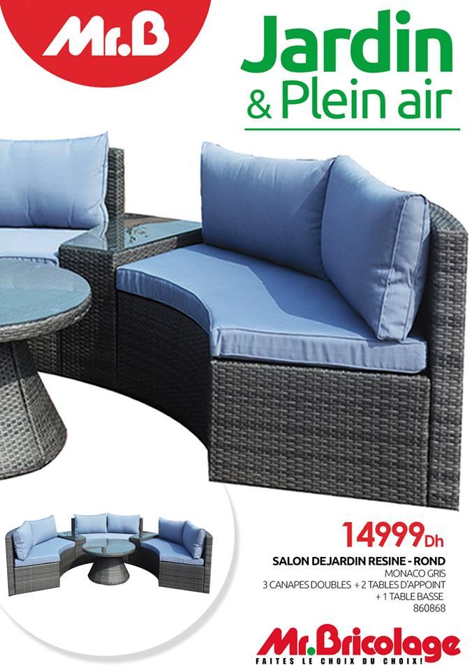 promo mr bricolage meuble de jardin