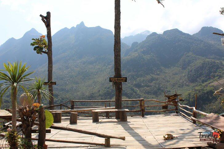 Chiang Dao - Baan View Doi Luang - View Point 1