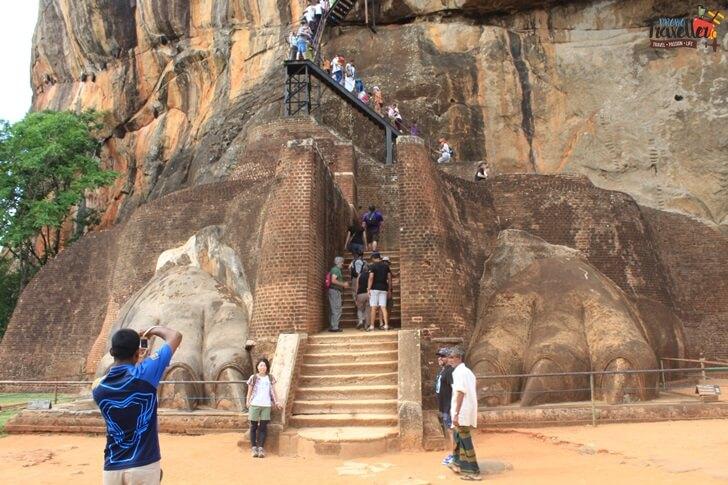 Dambulla, Kandy & Sigiriya – How to get there