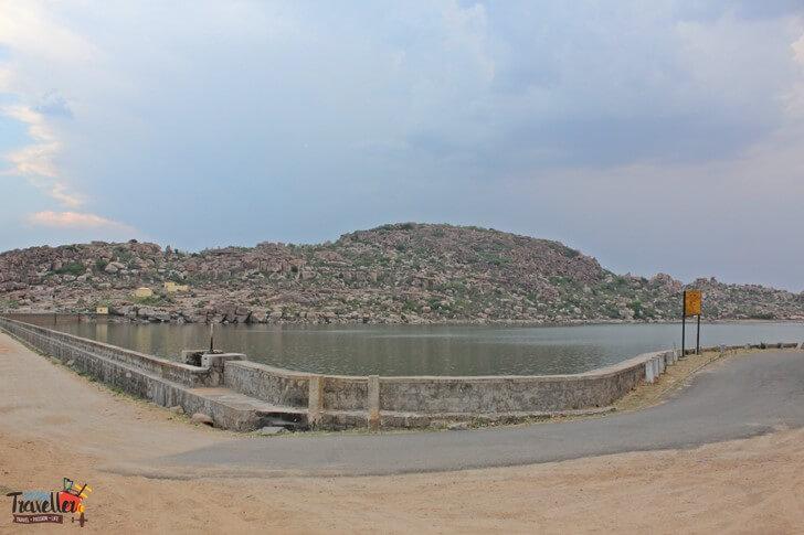 Sanapur Reservoit, Hampi - Places to Visit around Hampi