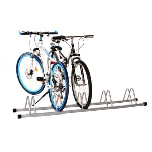 mountain bike floor rack
