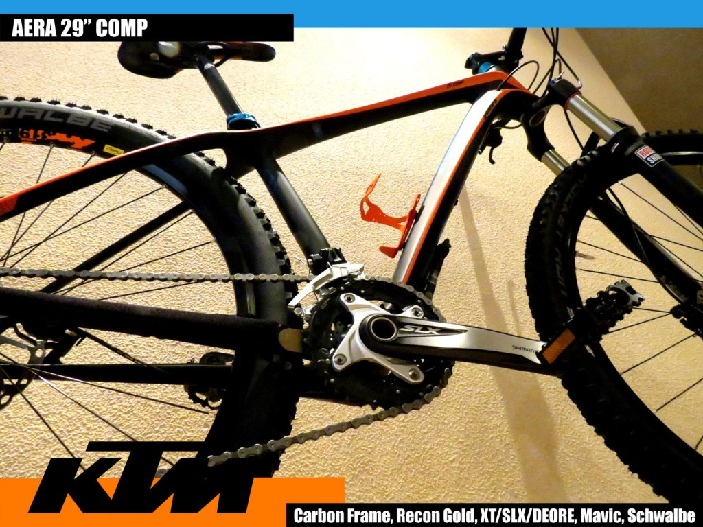 KTM Aera 29Comp Mountain Bike Review