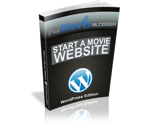 Start a Movie Website: WordPress Edition