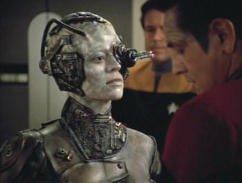 Seven of Nine Star Trek Voyager