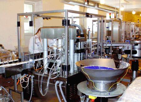 Производство парфюмерной продукции