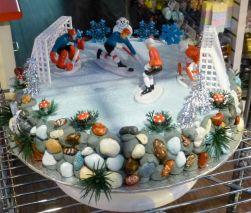 Winter cake 2 - Hockey (Photo © 2016 by V. Nesdoly)