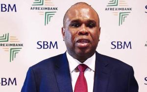 Afreximbank President, Oramah Re-elected to FCI Executive Committee