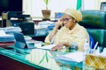 PHOTO: Nigeria's Finance Minister At Virtual Meeting of NSIA/Global Citizen Forum